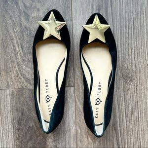 KATY PERRY The Julia Suede Flats